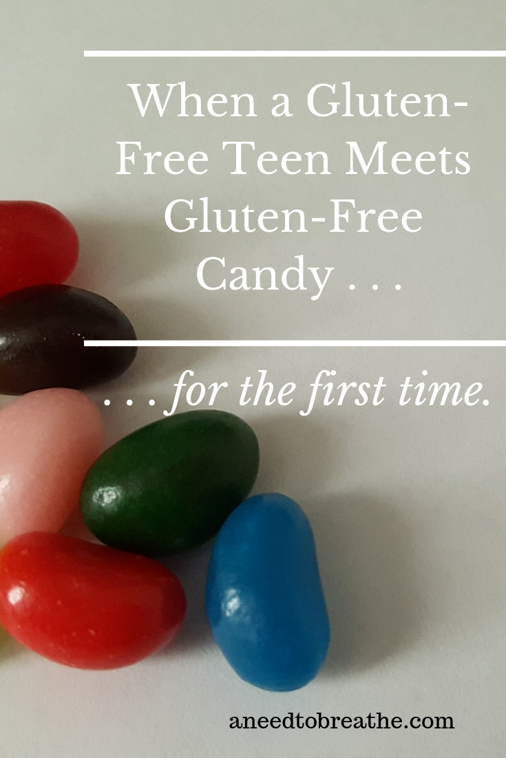 gluten-free candy